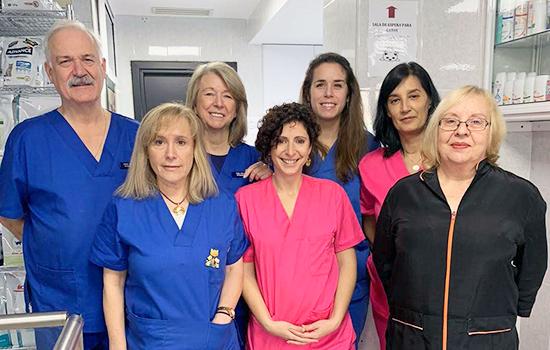 equipo-clinica-veterinaria-ginzo-de-limia